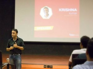 Krishnakumar website