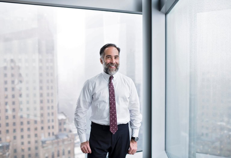 What is the signal, Martin Chavez, the new CFO of Goldman Sachs giving the world?