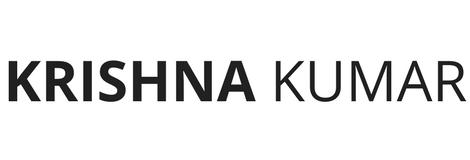 Krishnakumar Logo